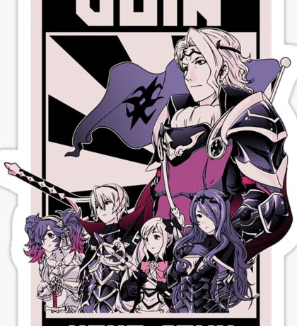 Join Nohr Sticker