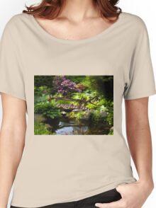 Beautiful perfect garden landscape Women's Relaxed Fit T-Shirt