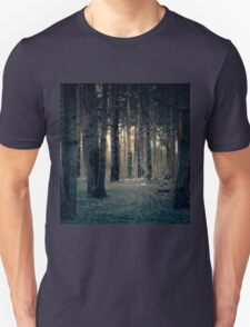 Retro Pine Forest 14 T-Shirt