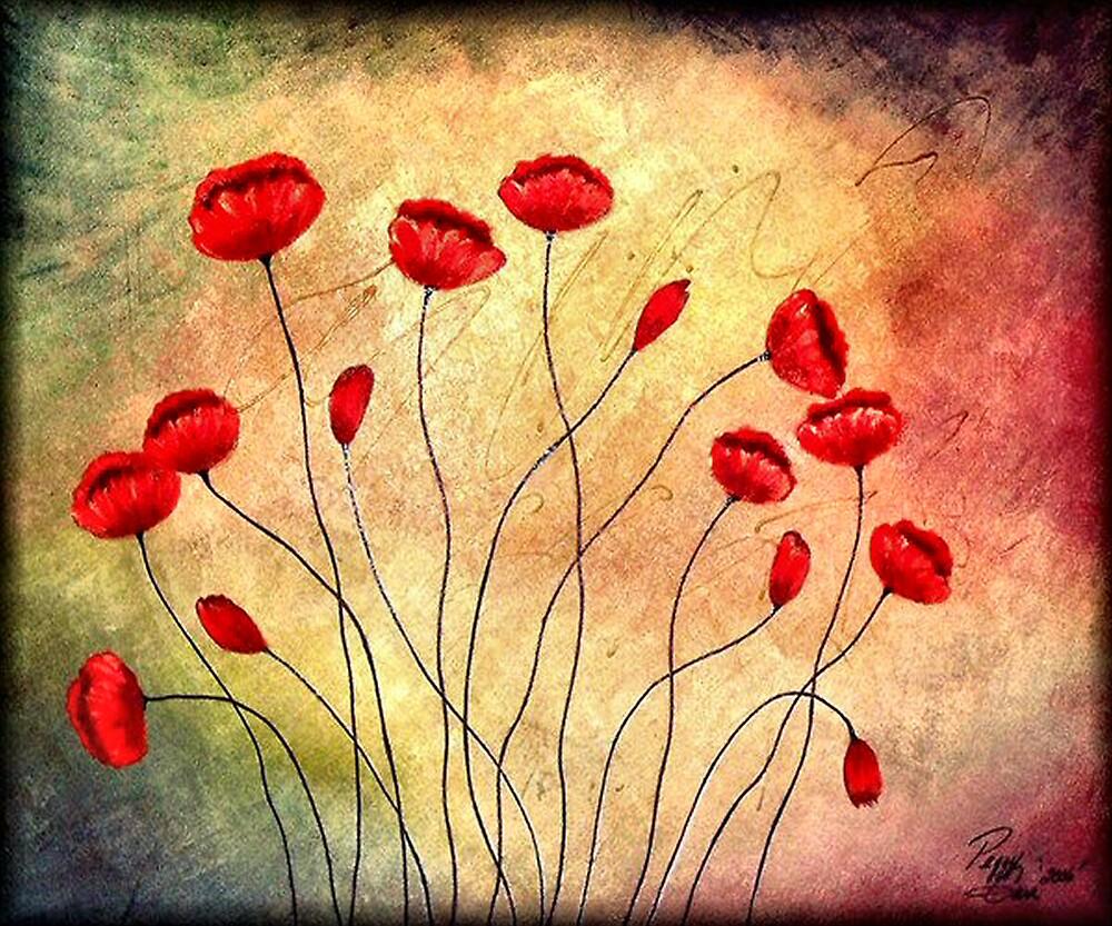 Poppy Power by Peggy Garr