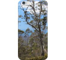 Orford bush, almost obscuring the view iPhone Case/Skin