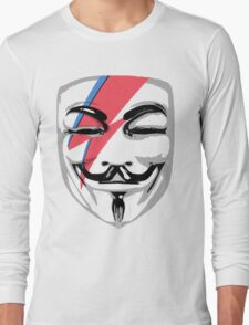 Guy Bowie Long Sleeve T-Shirt