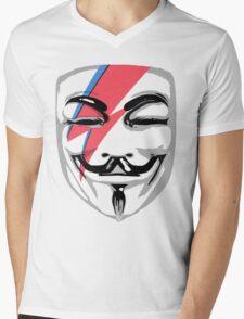 Guy Bowie Mens V-Neck T-Shirt