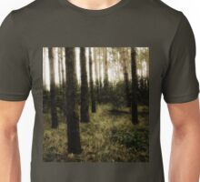 Vintage Photo of Pine Forest 10 Unisex T-Shirt