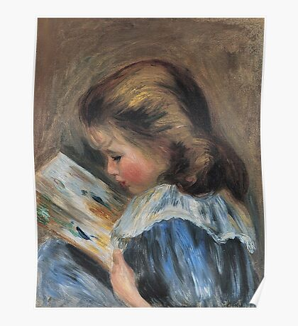 Auguste Renoir - The Picture Book (Ca. 1895) Poster