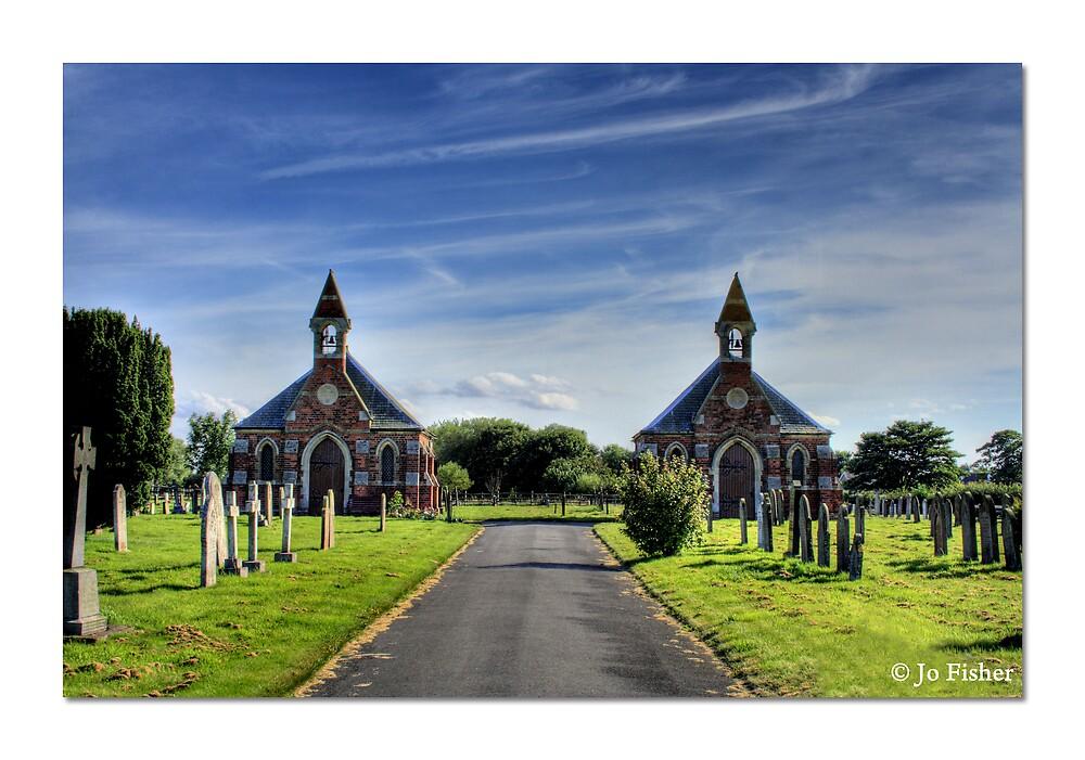 Twin Chapels by Jo Fisher
