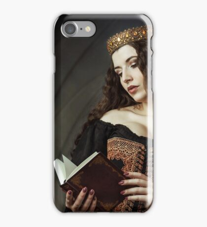 Old Letters iPhone Case/Skin