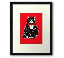 Mr Monty Framed Print