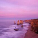 1 less apostle - Great Ocean Road, Vic. by Tony Middleton