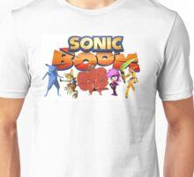 Sonic Boom Parody T-Shirt Unisex T-Shirt