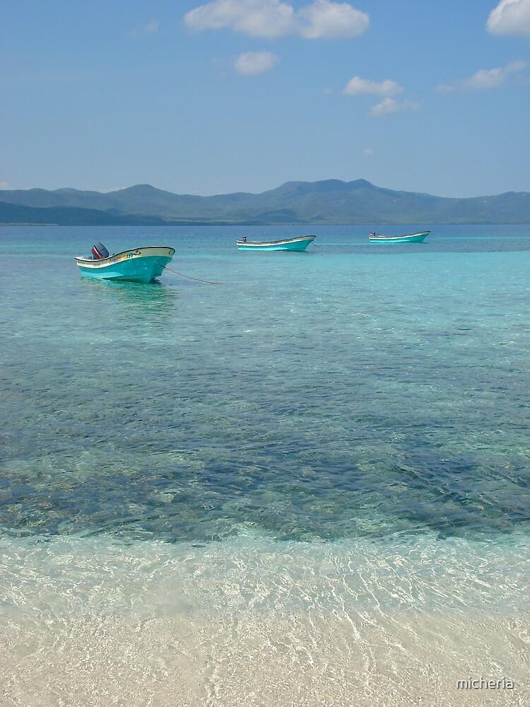 Paradise Island by micheria