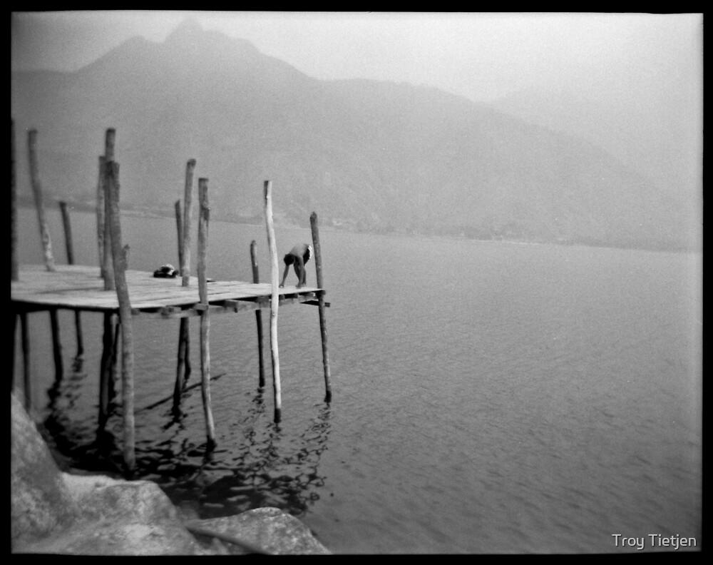 dock dive by Troy Tietjen
