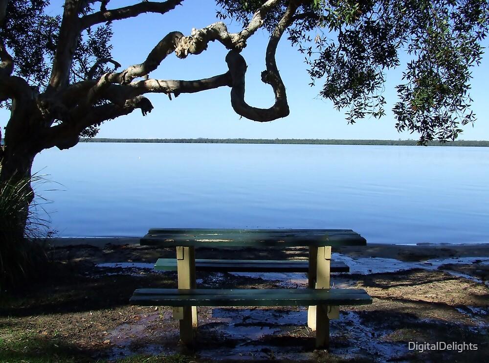 Peaceful by DigitalDelights