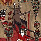 Reindeer Blood by Dominic Sohor