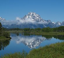 Snake River Reflection by CraigL