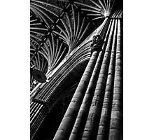 Exeter Cathedral (1) Photographic Print