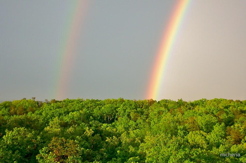 double rainbow by micheria