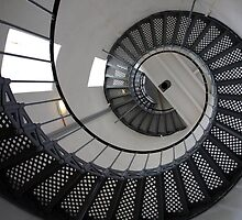 spiral lighthouse: 1079 views by stickelsimages