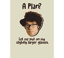 Moss' Plan Photographic Print