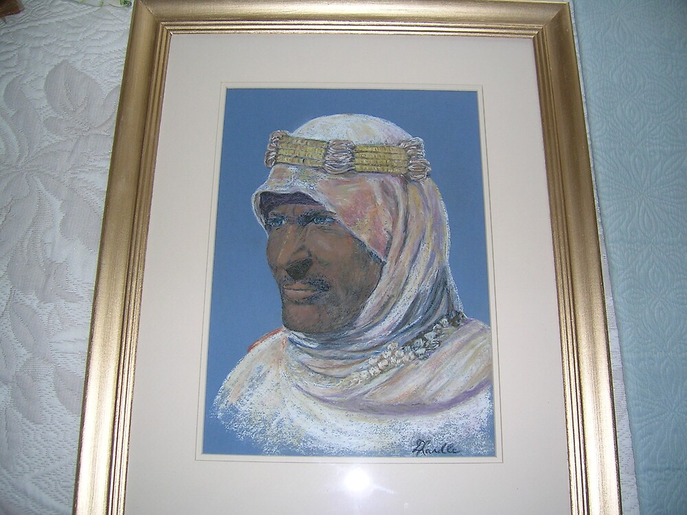 Lawrence of Arabia by dorothy
