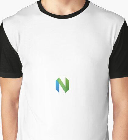 Neovim Logo Simple Graphic T-Shirt