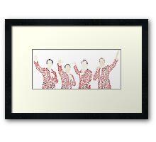 Jersey Boys Framed Print