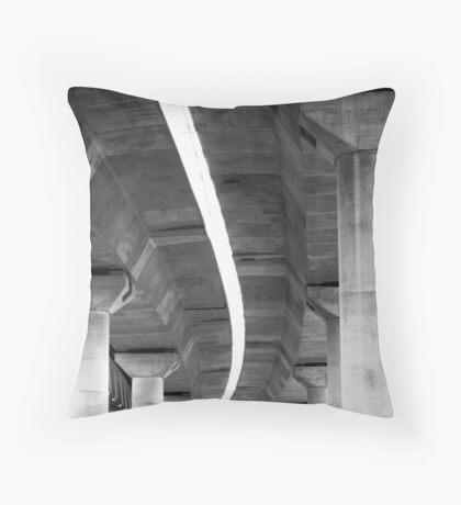 freeway # 4 Throw Pillow