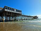 Cocoa Beach, Florida by Ludwig Wagner