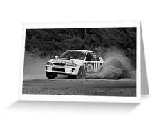 Rally photo 1 Greeting Card