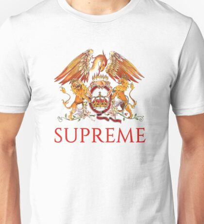 Queen Supreme Unisex T-Shirt