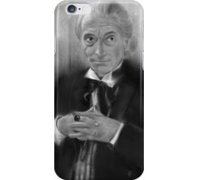 First Doctor Who iPhone Case/Skin