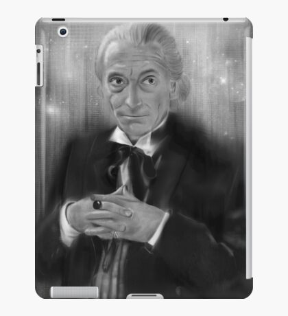 First Doctor Who iPad Case/Skin