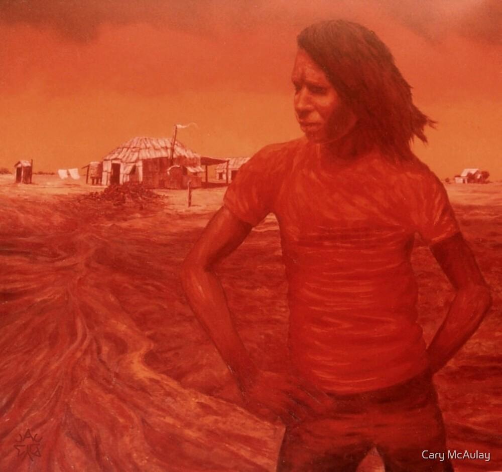LAND by Cary McAulay