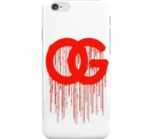 OG Drips 3 iPhone Case/Skin