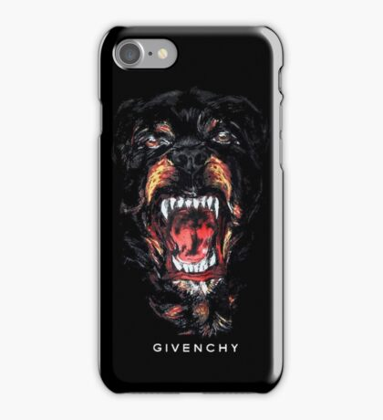 Givenchy Dog iPhone Case/Skin