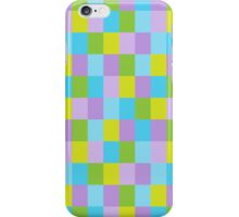 Spring Blocks iPhone Case/Skin
