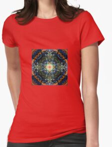 geology geometry biology Womens Fitted T-Shirt