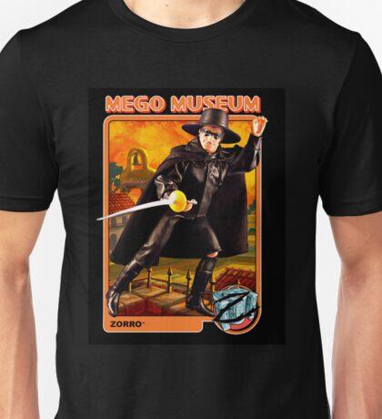 Mego Palitoy  Zorro Action Figure MegoMuseum Unisex T-Shirt