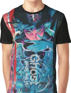 Ghost in the Shell II Graphic T-Shirt