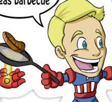 BQB Avengers  Sticker