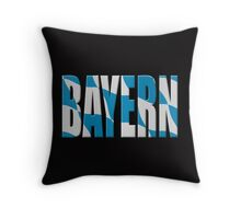 Bayern (Bavaria) flag(ge) Throw Pillow
