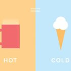Everyday Opposites - Hot & Cold by Emilia  Buggins