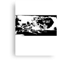 warship  Canvas Print