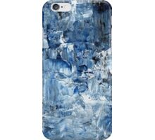 Ebb and flow across lost ice paradise iPhone Case/Skin