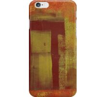 Side Door iPhone Case/Skin