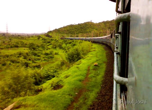 TRAIN TO HAVEN by Rahul Joshi