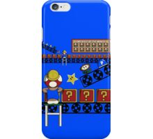 Super Block Factory iPhone Case/Skin