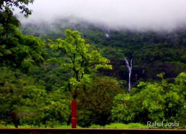 WATER THAT FALL by Rahul Joshi