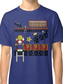 Super Block Factory Classic T-Shirt