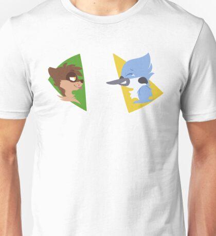 Mordecai & Rigby Unisex T-Shirt